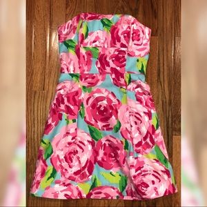 Lilly Pulitzer HOLY GRAIL HPFI Lottie Dress, Sz 00